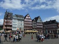 Auf dem Römer in Frankfurt