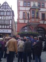 wunderschöner alter Marktplatz