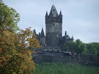 Die Reichsburg hoch über Cochem