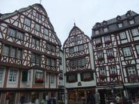 Am Markt in Bernkastel-Kues