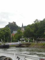 Schifffahrt auf Rhein