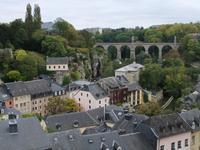 Blick auf das untere Luxemburg