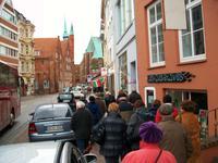 Stadtrundgang in Lübeck