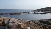 Hafen von Gudjhem