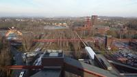 Ausblick über die Zeche Zollverein 1