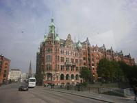 Rathaus der Historischen Speicherstadt