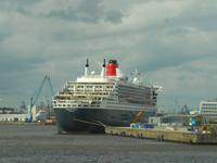 Kreuzfahrt-Terminal (Queen Mary 2)