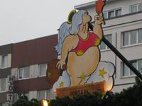 St.Pauli am Tag-Vorbereitung auf Weihnachten