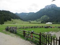 E-Bike Radtour der Eberhardt TRAVEL Gruppe im Juli 2016 durch das Chiemgau