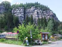 Der Berg Oybin