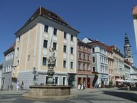 Am Markt in Görlitz