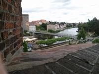 Görlitz - Blick nach Polen/Zgorzelec