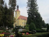 Großschönau,zweitgrößte Dorfkirche in Sachsen