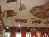 Fulda- Deckengemälde im Schloss