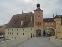 Brückentor in Regensburg