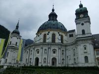 Die Klosterkirche von Ettal