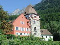 Das Rote Haus in Vaduz