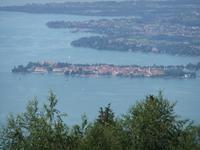 Blick auf Lindau