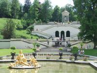 Im Park des Schlosses