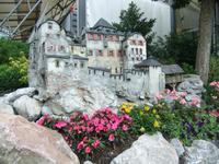 Schloss Vaduz in klein