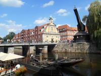 Lüneburg (Altes Kaufhaus und Alter Kran)