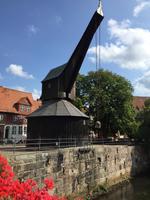 Kran - Lüneburg