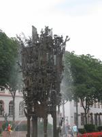 Fastnachtsbrunnen, Altstadt, Mainz