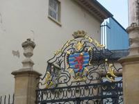 Wappen am Palais