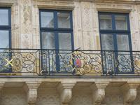 Balkon am Palais