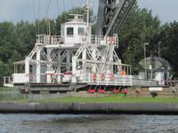 Schwebefähre am Nord-Ostsee-Kanal