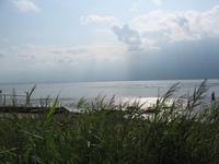 Am Meer in Wremen