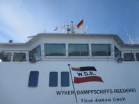 Föhr-mit dem W.D.R. von Dagebüll nach Wyk