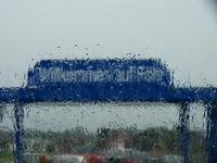 Föhr im Regen