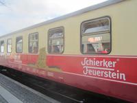 HSB-Fahrt von Wernigerode bis Drei Annen Hohne