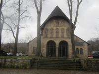 Goslar,Stadtführung-Domvorhalle des ehemaligen Goslarer Doms