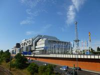 Funkturm mit ICC in Berlin
