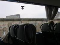 Stadtrundfahrt Berlin (Reste der Mauer)