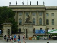 Stadtrundfahrt Berlin (Humboldt-Universität)
