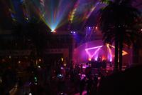 Tanzabend im Beachclub