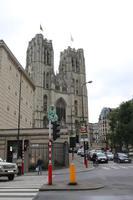 Dom von Brüssel - Kathedrale St. Michael und St. Gudula