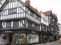 Altstadt von Salisbury