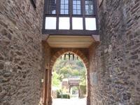 Auf der Burg Hengebach