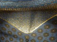 Mosaik an der Decke der Erlöserkirche.