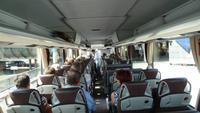 Busfahrt nach Warnemünde zur MSC SINFONIA