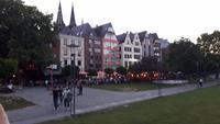 Abend in der Altstadt