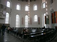 in der Frankfurter Paulskirche