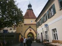 Stadttor von Weiden