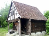 Speicher im Muaseumsdorf Kürnbach