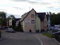 Unser Hotel in Leipheim