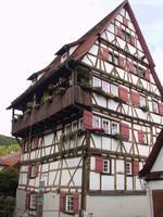Gerberhaus in Blaubeuren